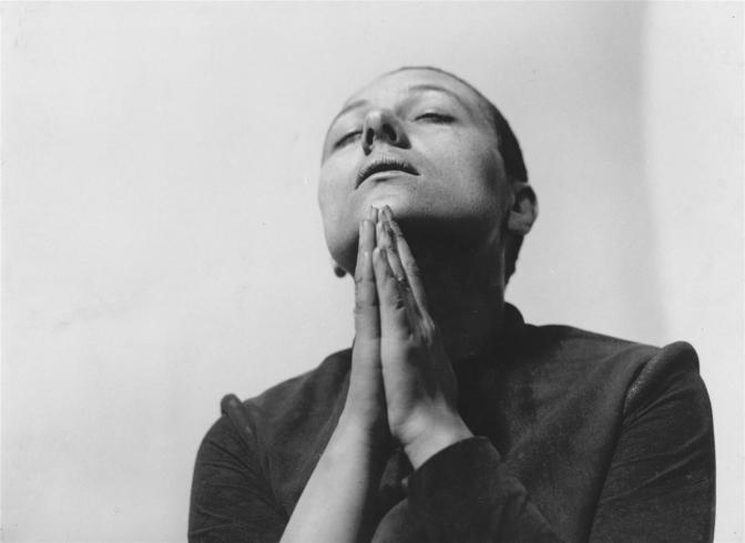 The Passion of Joan of Arc (Maria Falconetti)