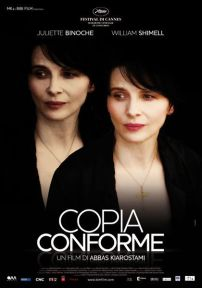 Certified Copy -- Poster
