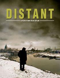 Distant - Netflix Poster