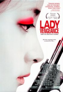 Lady Vengeance Poster