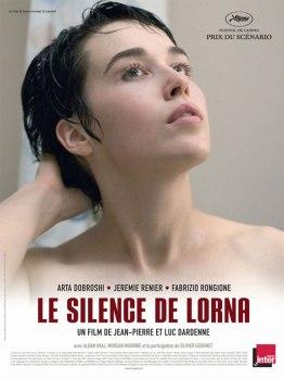Lorna's Silence -- Poster