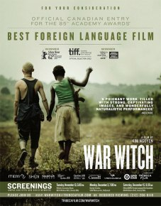 War Witch -- Poster
